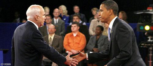 McCain Obama debate 2